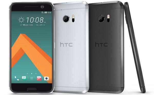 HTC 10 vs. Galaxy S7