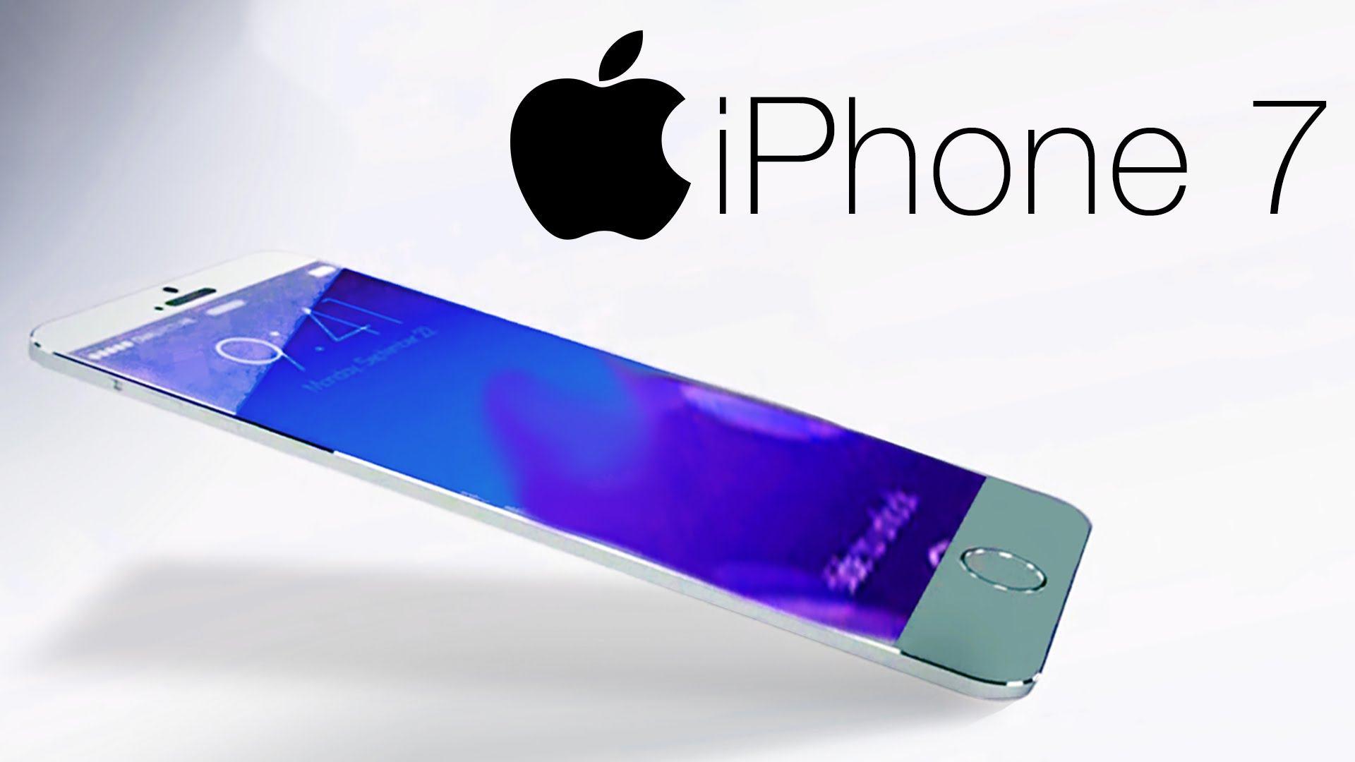 iPhone 7 de la Apple es revelado