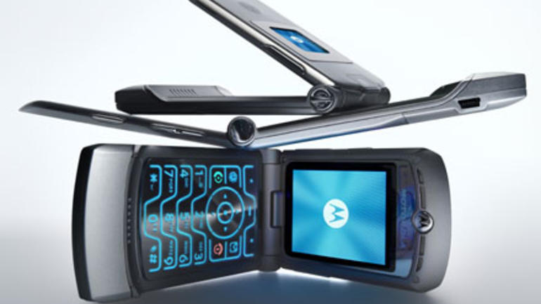 nuevo Motorola Razr V3