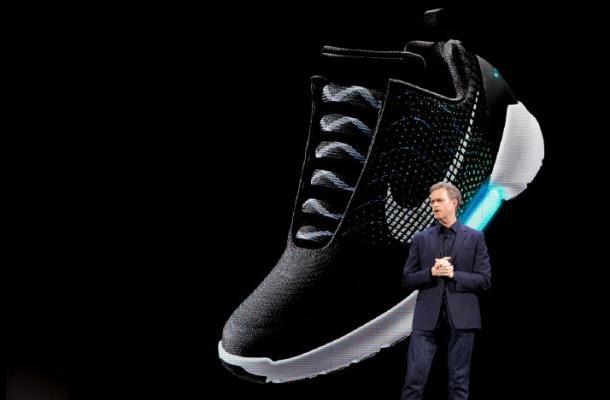 Nike que se amarran solos