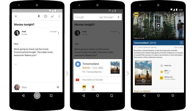 Google añade reconocimiento de imágenes