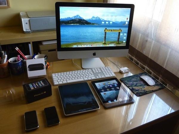 productos de la empresa Apple