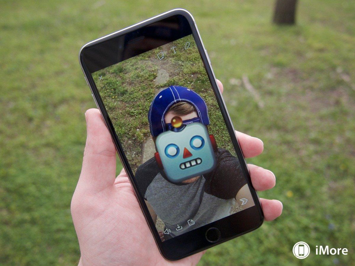 Snapchat Selfies en 3D