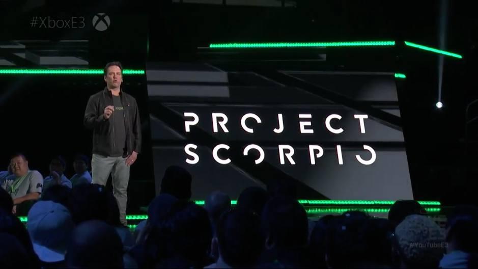 Poject Scorpio