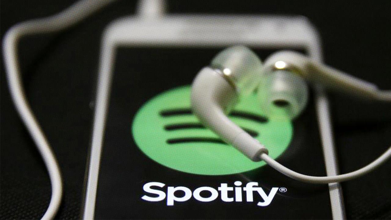 consumo al usar Spotify