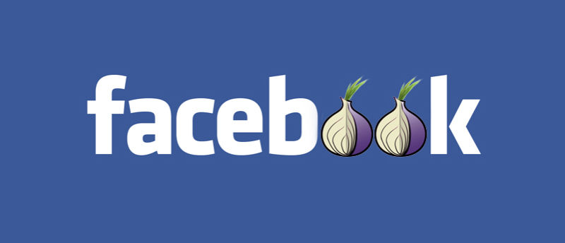 Tor para ingresar a Facebook