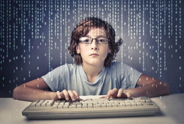 Hacker de 10 años