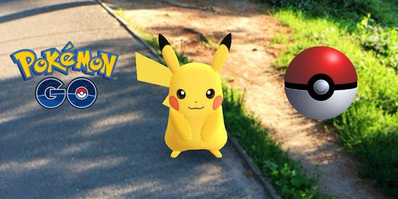 capturar a pikachu