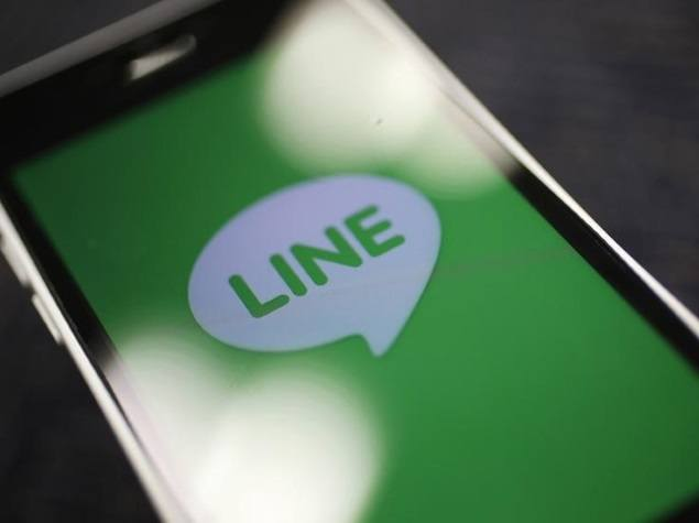 Line encriptación