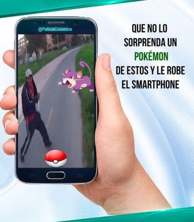 El peligro de jugar Pokémon GO en las calles de América Latina
