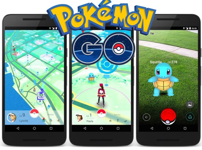 Requisitos mínimos para instalar Pokémon Go