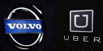 Volvo y Uber
