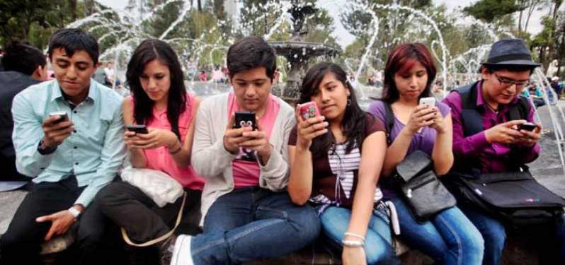 Adictos a Smartphones