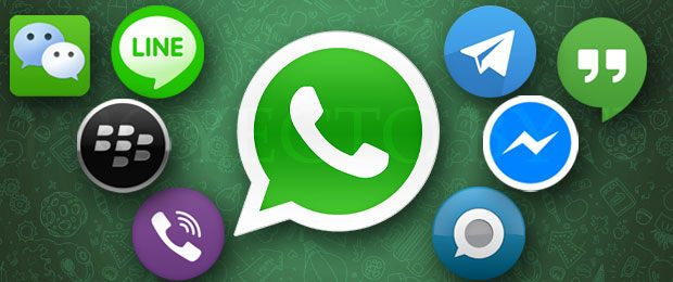 Alternativas WhatsApp