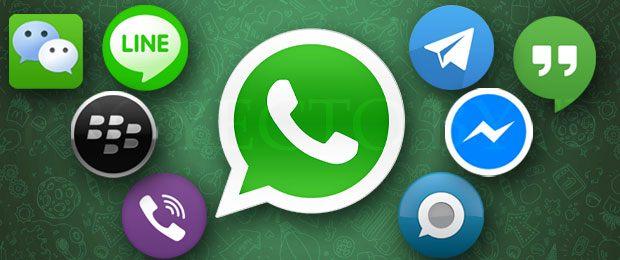 Alternativas WhatsApp