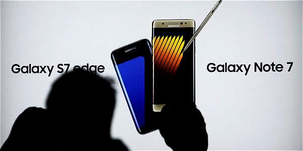 Samsung S7 actualizado al mismo tiempo que cae el Galaxy Note 7