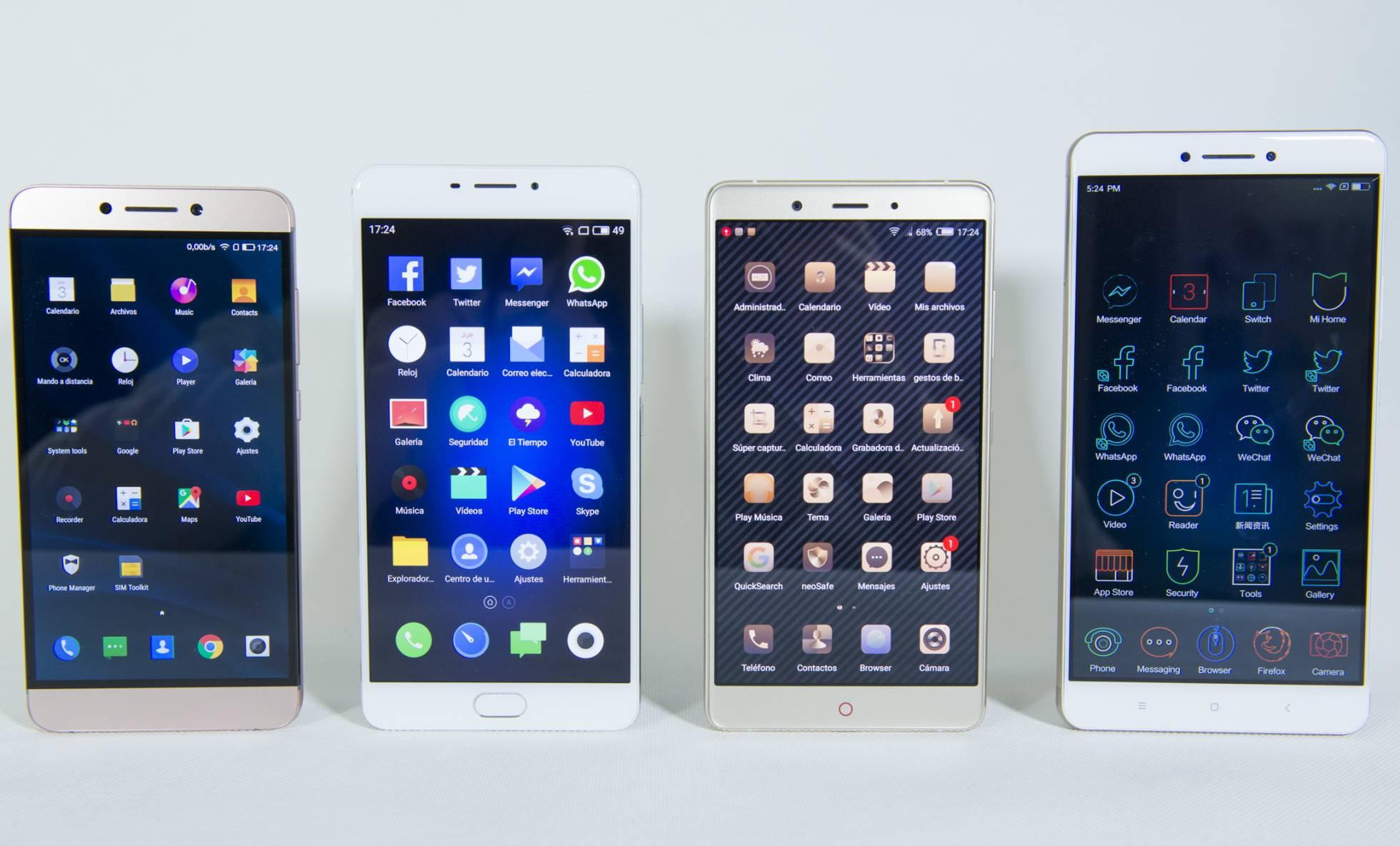 Smartphones chinos ?Maxx? repuntan en ventas a nivel mundial