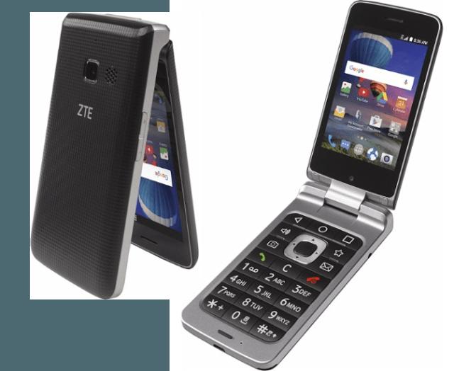 32bit zte smart flip phone had dell venue