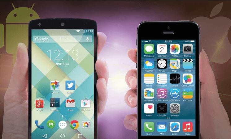 Google Drive hace posible la migración de datos entre iOS y Android