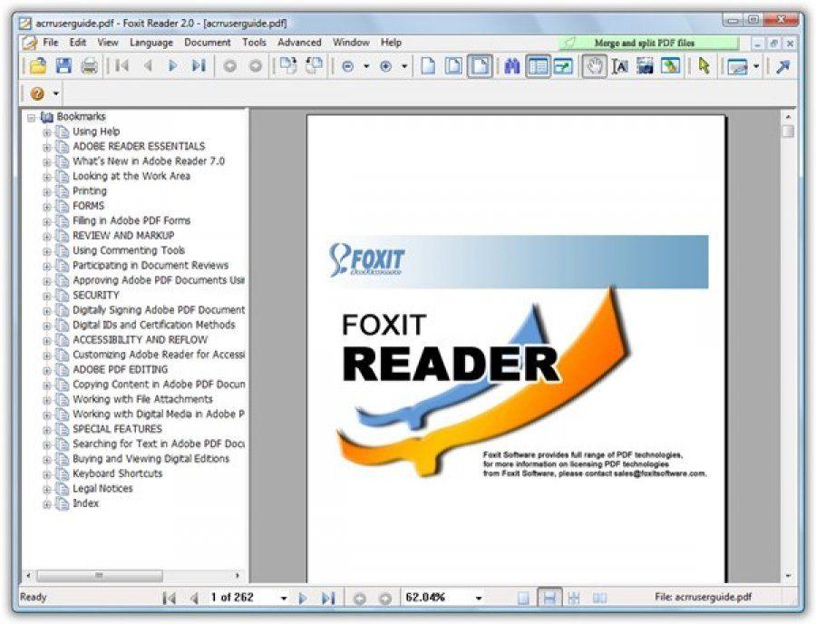 Foxit Reader, una de las más serias alternativas a Adobe Acrobat Reader