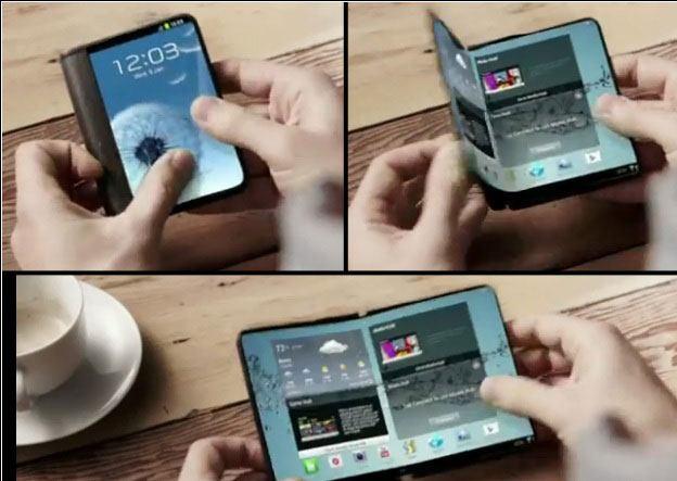 smartphon-flexible