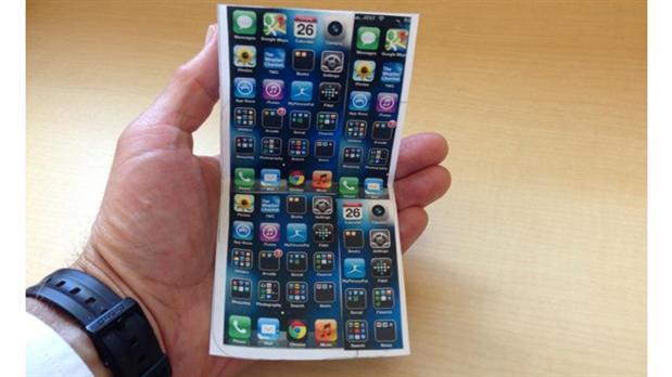 smartphone flexible
