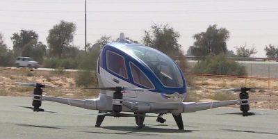 Automóviles voladores