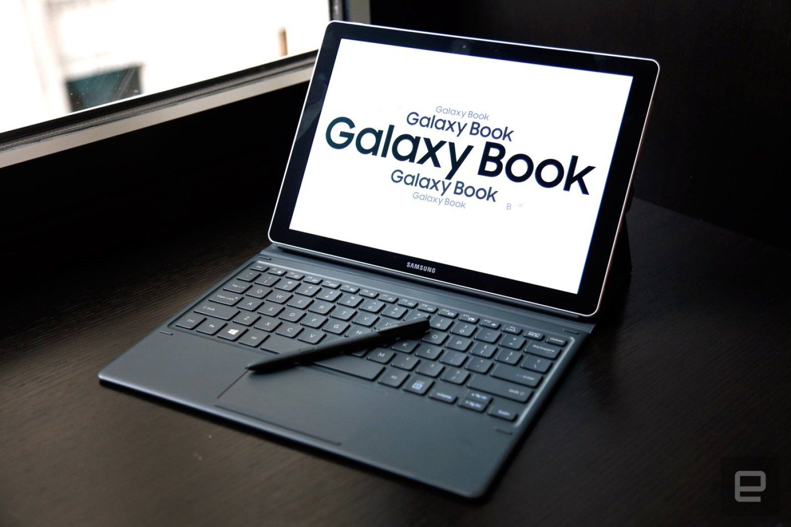 How does Samsung's Galaxy Book stack up?