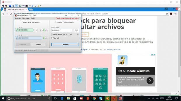 Alternativas a Teamviewer