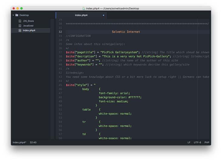 Atom, un editor que se perfila como una de las mejores alternativas a Notepad++