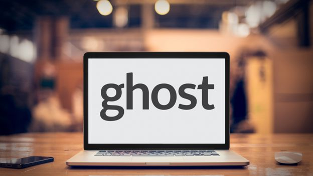 Ghost, una solución en NodeJS alternativa a WordPress
