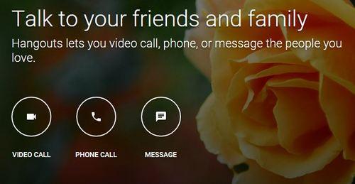 Google Hangouts, una de las más usadas alternativas a Skype