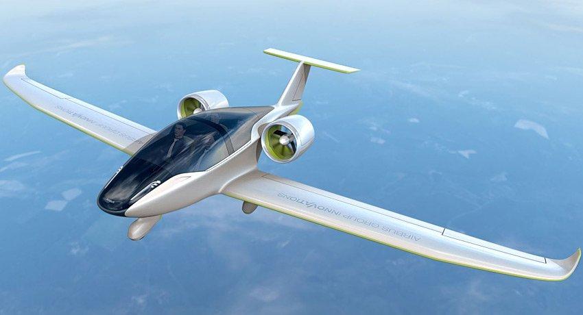 Aviones eléctricos, una realidad para el año 2020