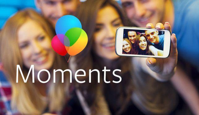 Facebook Moments pretende cambiar la forma de compartir fotos de eventos y momentos junto a nuestros amigos