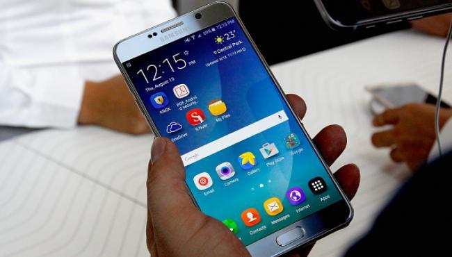 Galaxy Note 7 R, el nuevo modelo de Samsung para reemplazar los modelos defectuosos del Note 7 que explotaba
