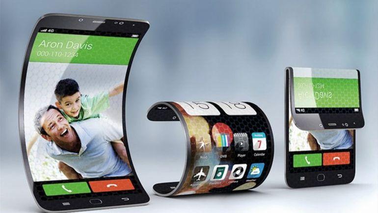 Samsung Galaxy X con pantalla plegable, una gran innovación por parte de la empresa Samsung.