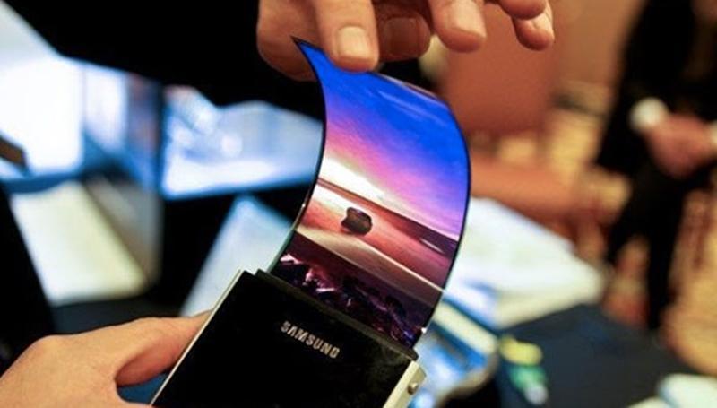 Samsung Galaxy X, un móvil que es tan plegable como puedas imaginar