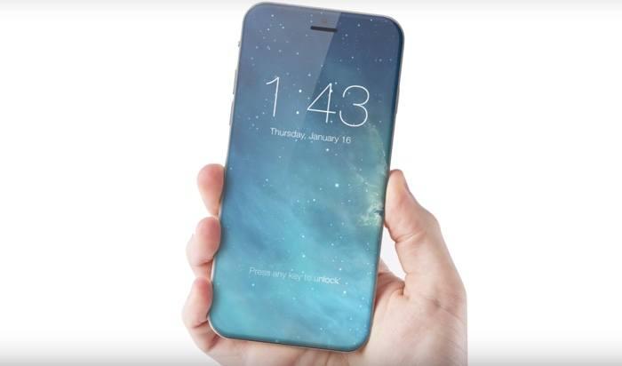 El nuevo iPhone 8 de Apple