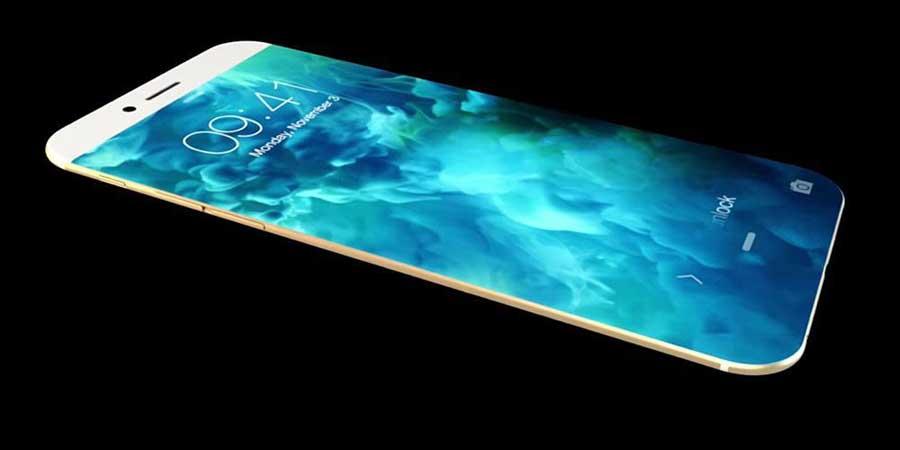 El nuevo iPhone 8 de Apple: un rival directo del Samasung Galaxy S8