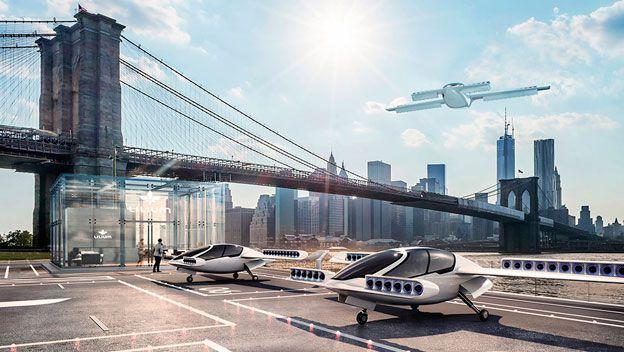taxi-volador
