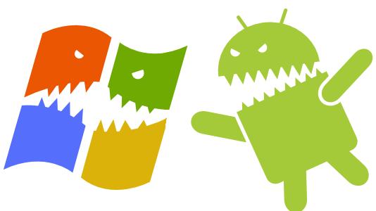 Android supera a Windows, ahora es el SO más usado del mundo