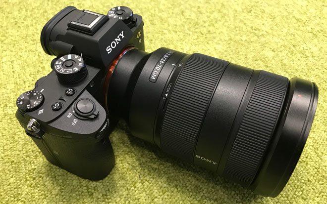 Sony Alpha 9, la nueva cámara digital para eventos deportivos