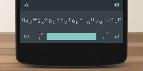 Minuum teclado