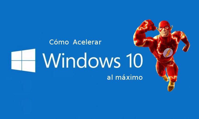 Optimizar Windows 10 es fácil: olvídate de la lentitud y comienza a acelerar Windows 10 al máximo con estos útiles 10 trucos.
