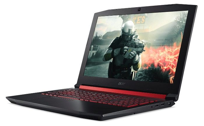 Acer Nitro 5, una laptop ideal para gamers