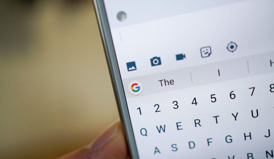 Google Gboard, uno de los mejores teclados para iPhone SE y iPhone 7