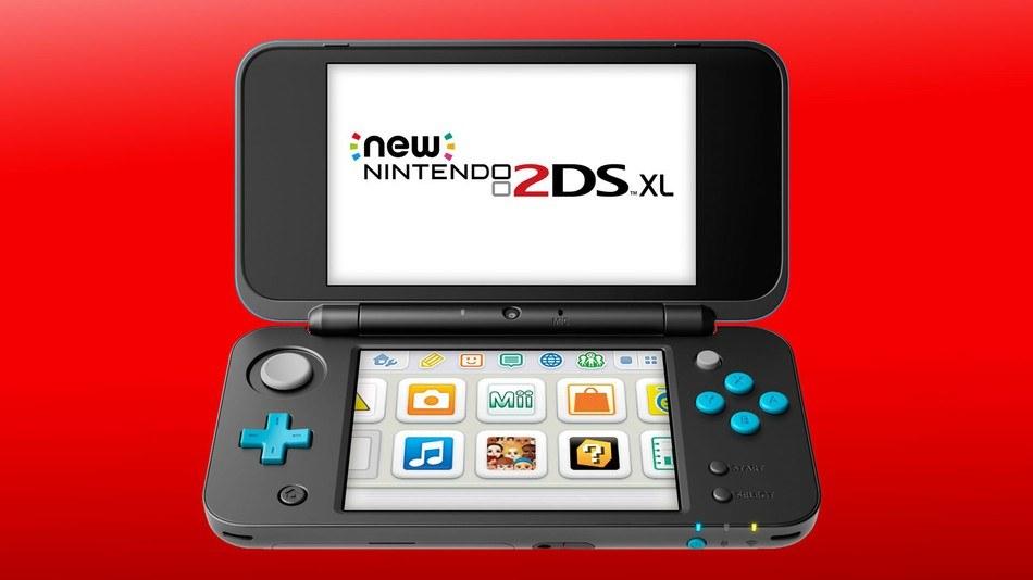Nintendo New 2DS XL, una nueva consola que promete mucha diversión para los gamers