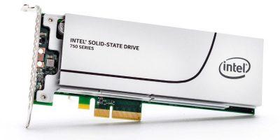 Intel - Unidad de estado sólido ssd