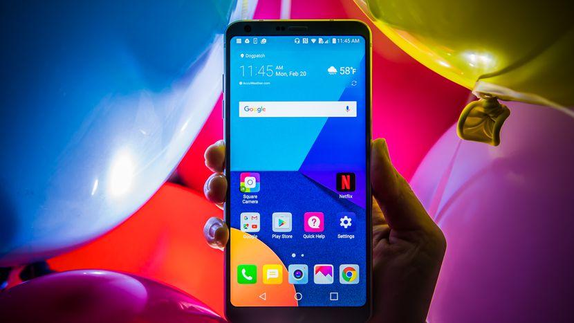 LG G6, uno de los móviles más esperados de la empresa LG