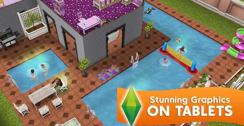 Descargar gratis The Sims Mobile te permite acceder al nuevo juego de la saga de EA que ofrece unos gráficos impecables que cumplirán con las expectativas de los fans.